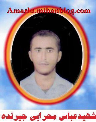 شهید عباس محرابی جیرنده