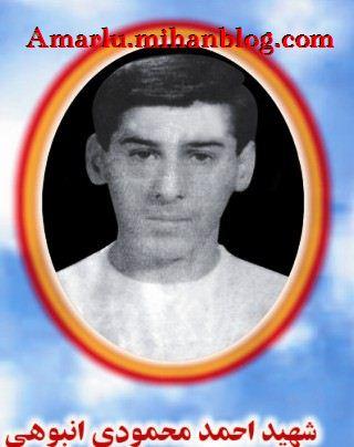 شهید احمد محمودی انبوه