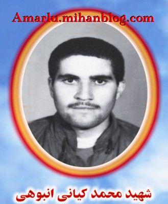 شهید محمد کیانی انبوه