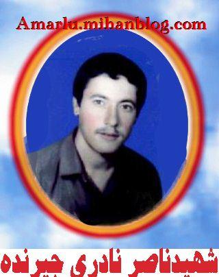 شهید ناصر نادری جیرنده