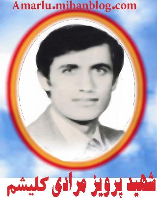 شهید پرویز مرادی