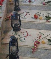 به یاد5شهید گمنام در جیرنده